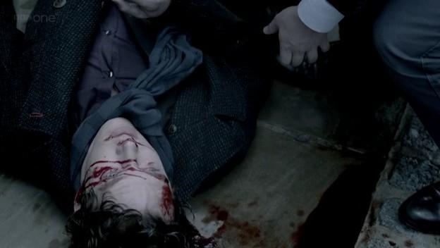 Sherlock Reichenbach Fall