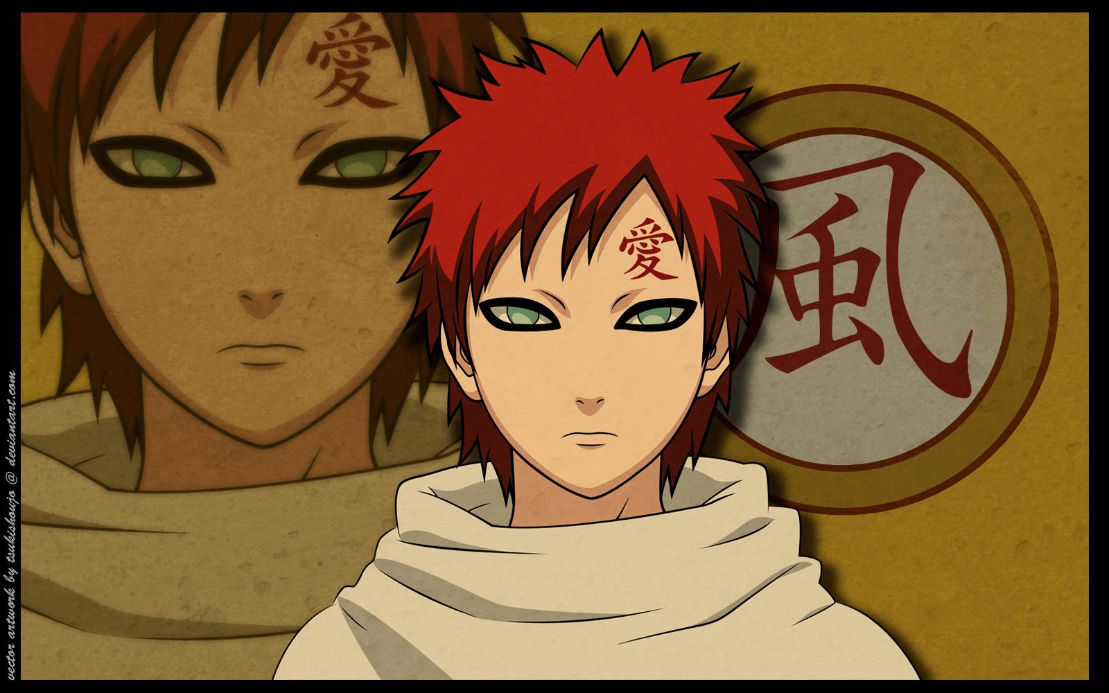 Gaara Kazekage   Naruto Wallpaper (28974620)   Fanpop