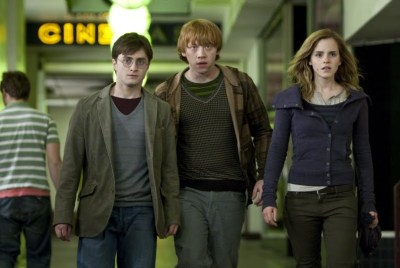 Promotional image for Harry Potter and the Deathly Hallows - Part 2