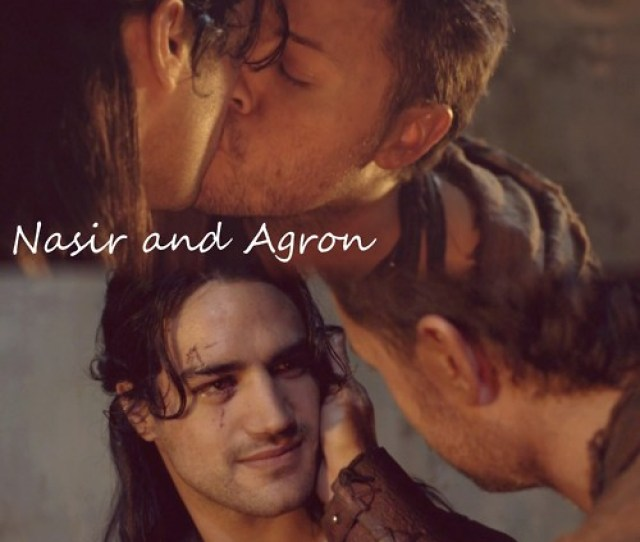 Agron And Nasir Images Nasir And Agron Wallpaper And Background Photos