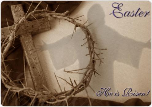 Páscoa, Ele Ressuscitou!