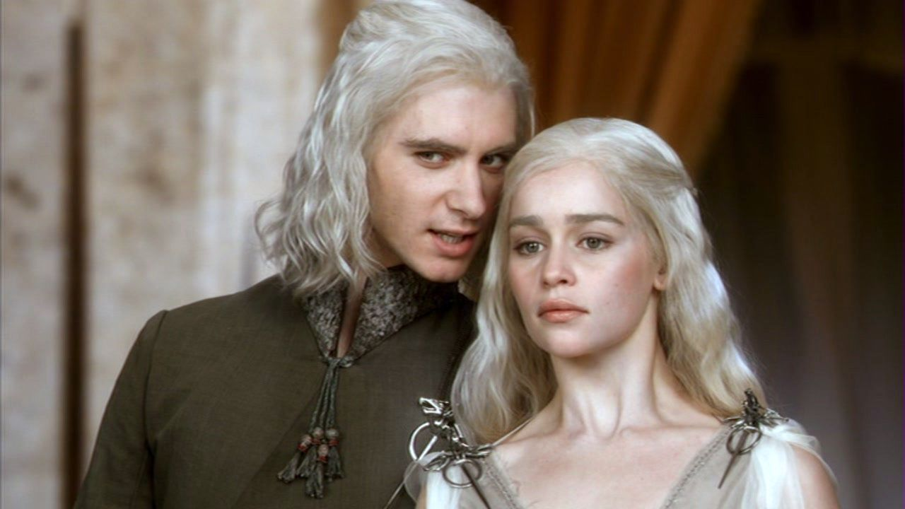 Viserys From Game Of Thrones