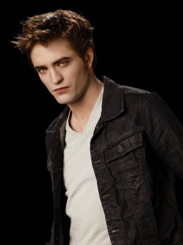 Edward Cullen from TWILIGHT - As if he needs an introduction.