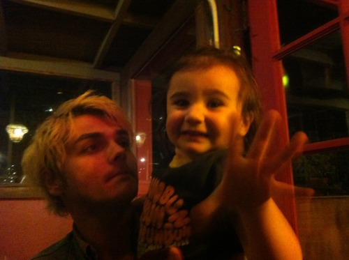 And His Gerard Way Daughter