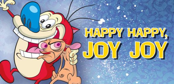 Image result for happy happy joy joy