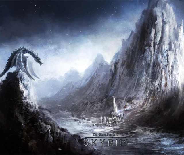 Elder Scrolls V Skyrim Images Skyrim Wallpapers Hd Wallpaper And Background Photos