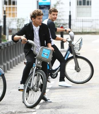 One Direction Bike Photoshoot Hobbiesxstyle