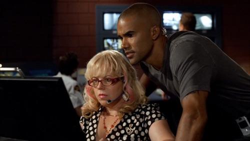 Garcia & Morgan (Criminal Minds)