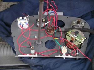 Rewiring a Cub  Farmall Cub