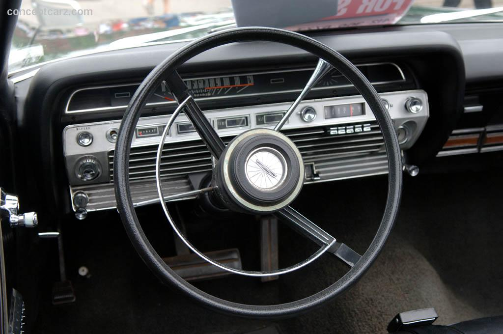 1967 Ford Galaxie Interior Parts