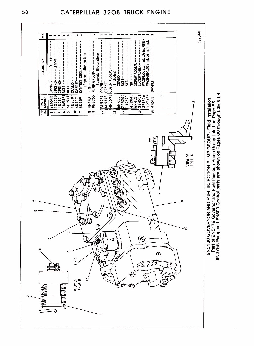Motor Caterpillar Manual