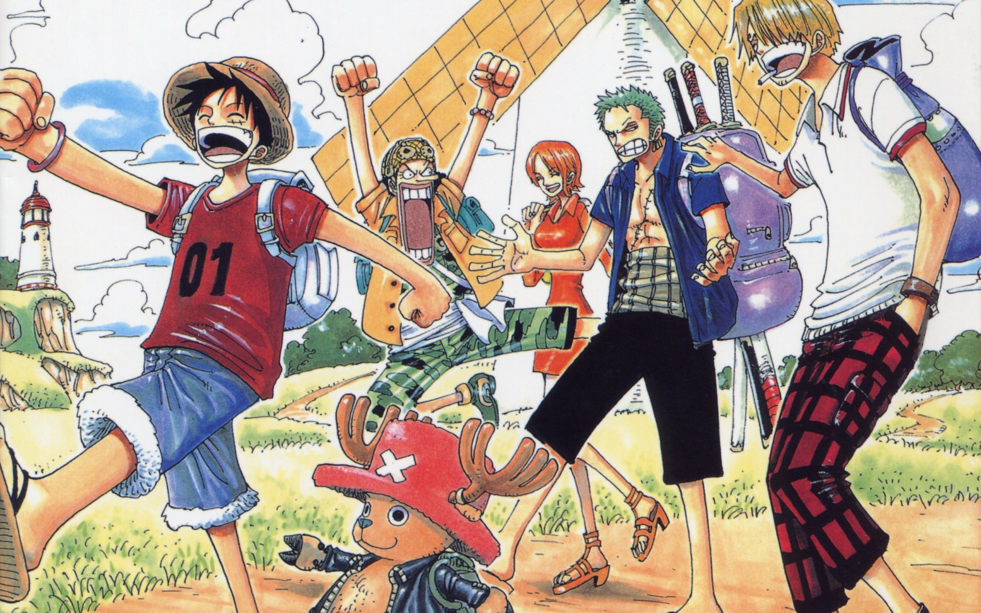 Find over 100+ of the best free one piece images. One Piece Full HD Wallpaper and Background Image ...