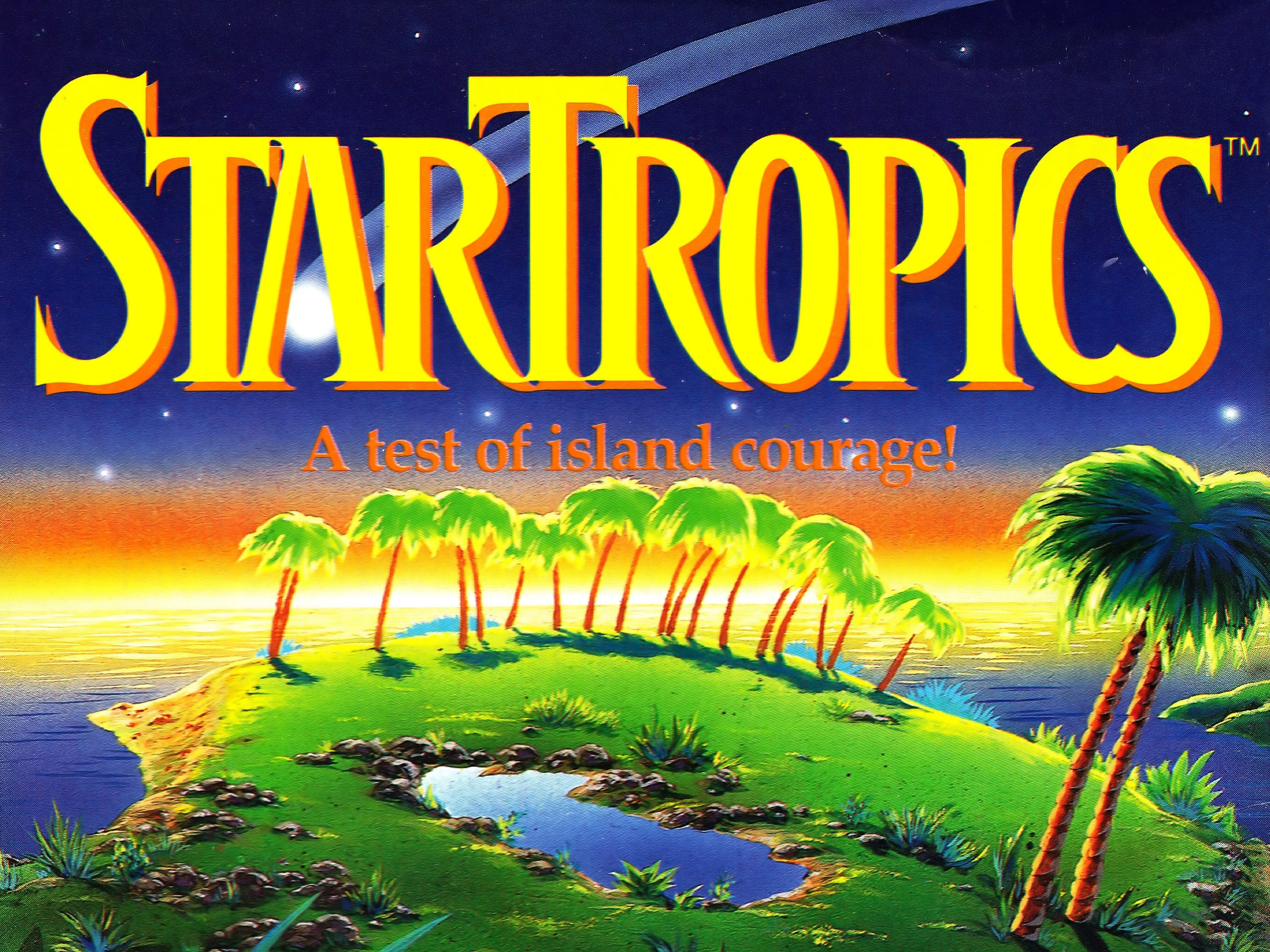 2 Star Tropics HD Wallpapers Background Images Wallpaper Abyss
