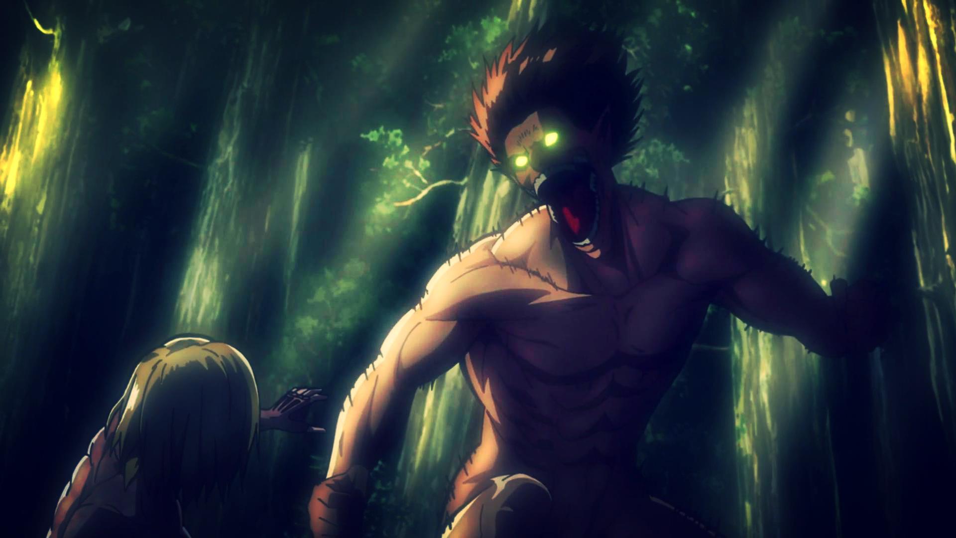 Hajime isayama, kodansha/''attack on titan'' production committee attack on titan has taken the anime world by storm. Attack On Titan HD Wallpaper | Background Image ...