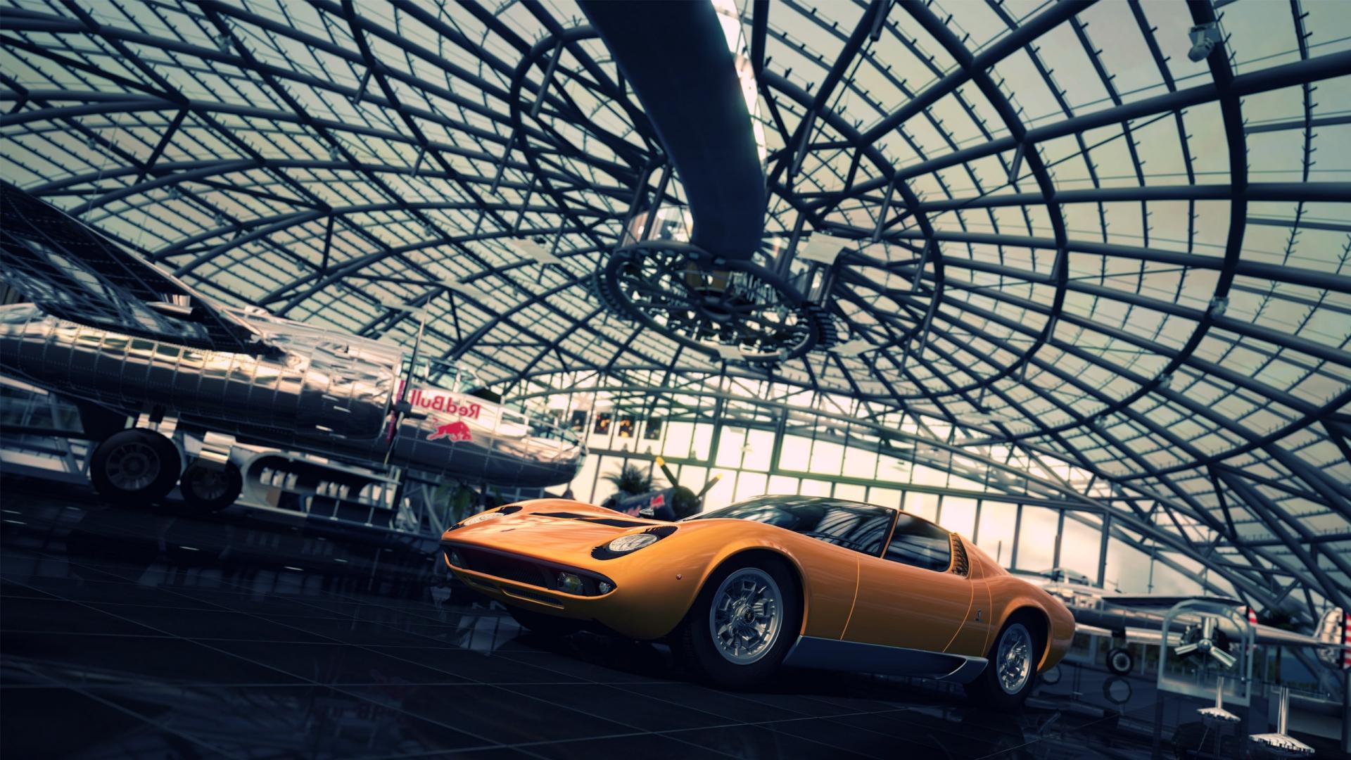 12 Lamborghini Miura HD Wallpapers Background Images