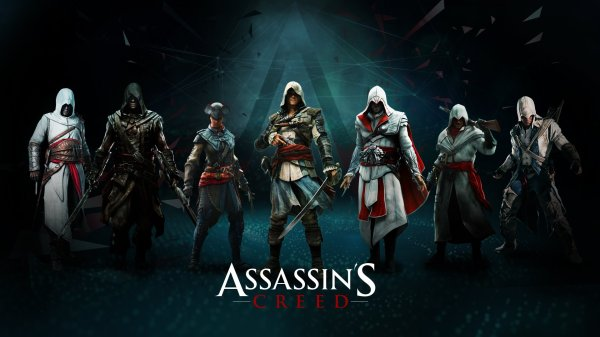 Assassin's Creed Full HD Wallpaper and Hintergrund ...