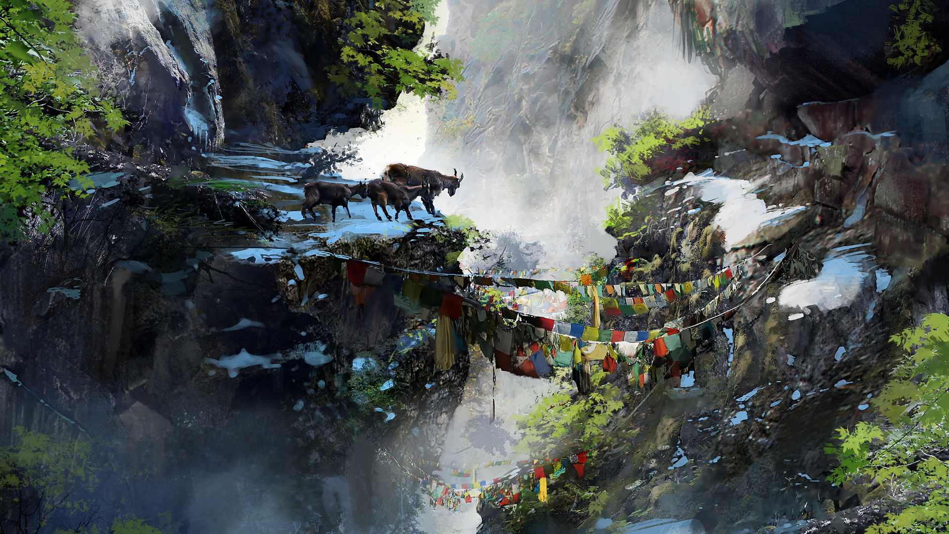 95 Far Cry 4 HD Wallpapers Backgrounds Wallpaper Abyss