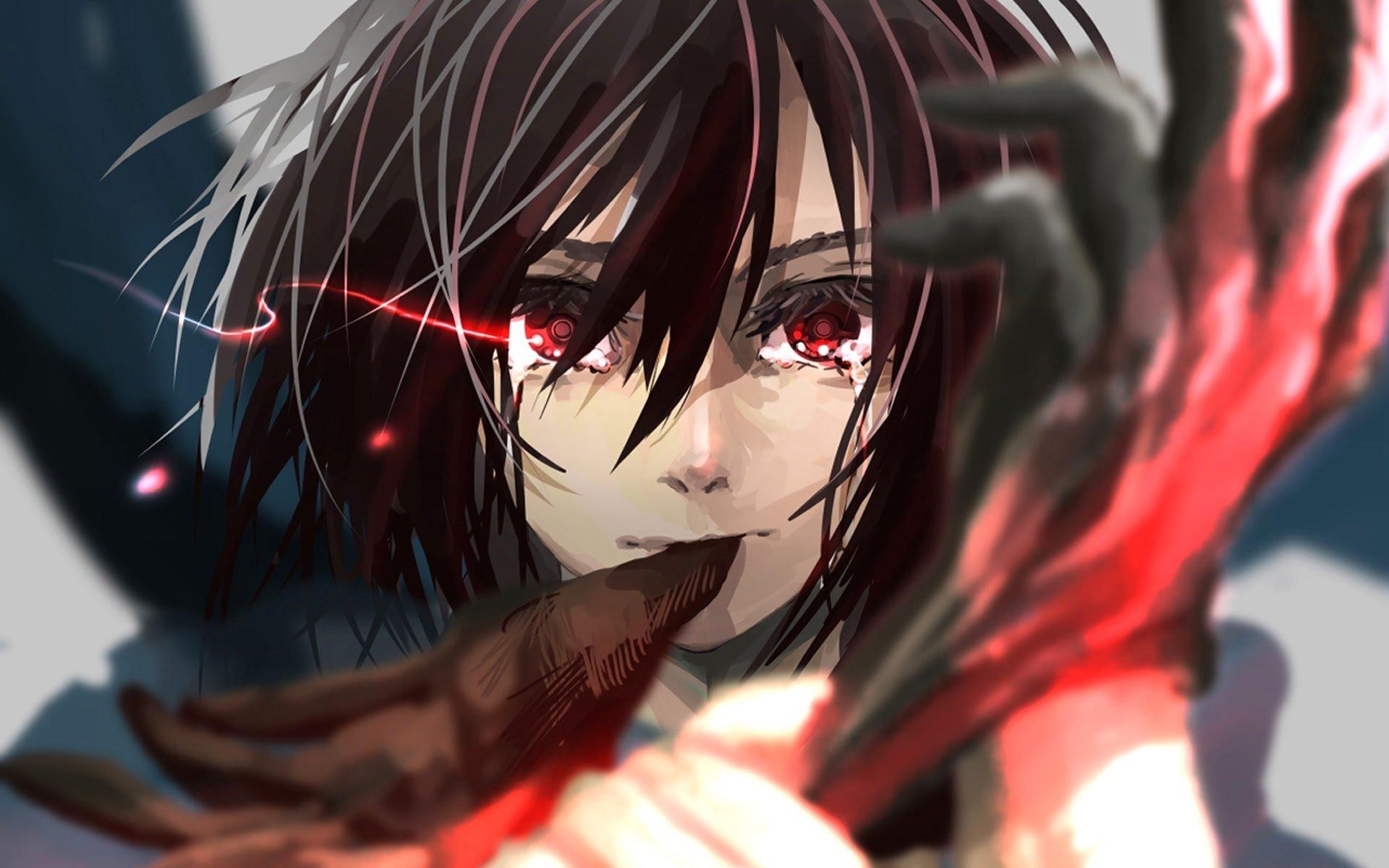 :) #anime wallpaper#anime lockscreen#attack on titan. Mikasa Ackerman HD Wallpaper | Background Image | 1920x1200
