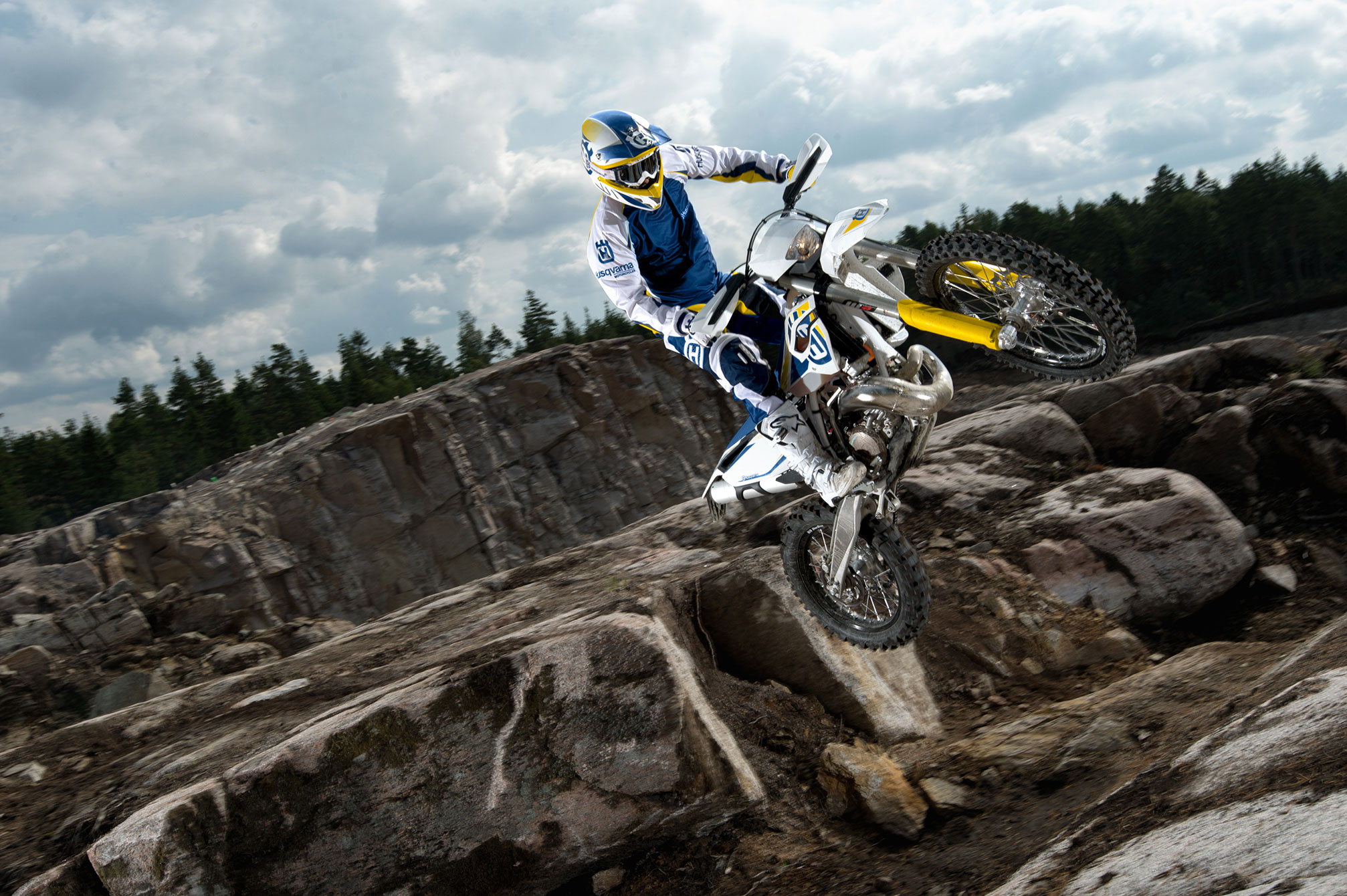 1 Husqvarna TE 300 HD Wallpapers Background Images