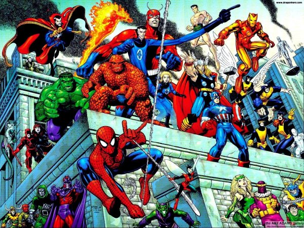 Marvel Comics Wallpaper and Background Image | 1600x1200 ...
