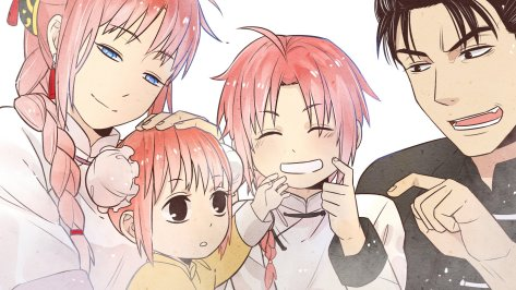 3 Kouka (Gintama) HD Wallpapers | Background Images - Wallpaper Abyss