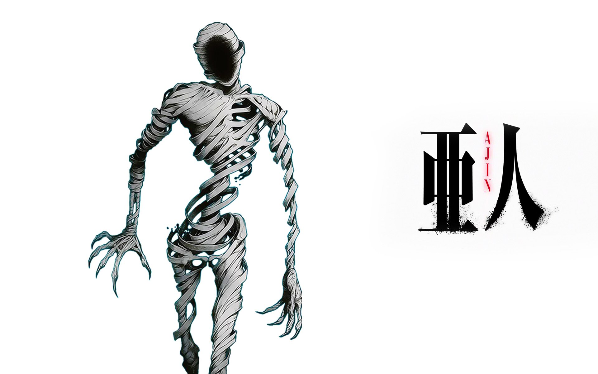Ajin Demi Human Hd Wallpaper