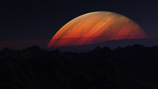 Gas giant (Space Engine) HD Wallpaper | Background Image ...