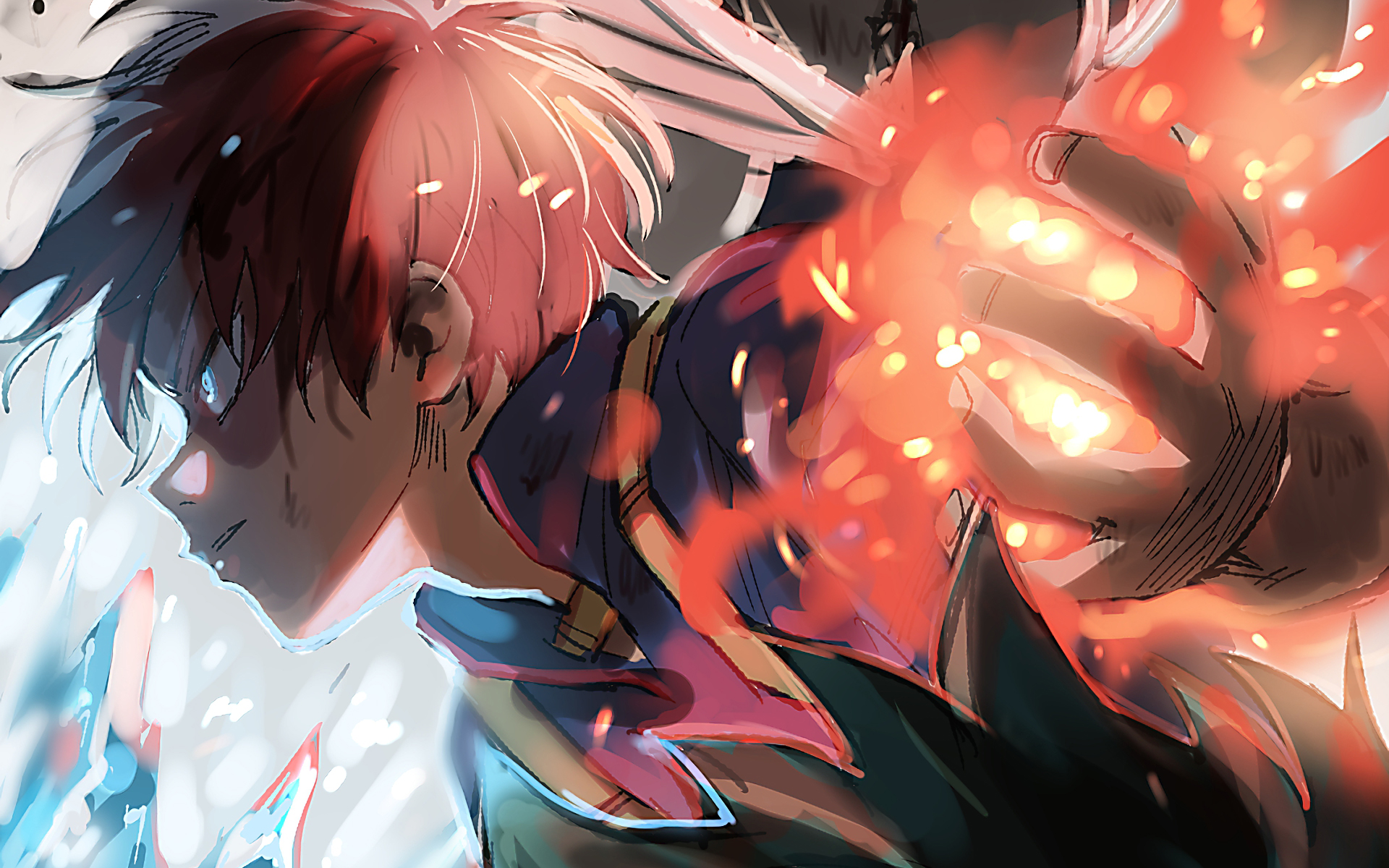 Cool features, hd my hero academia anime wallpaper backgrounds. My Hero Academia HD Wallpaper | Background Image ...