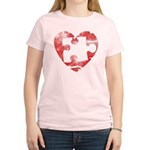 MY MISSING PIECE Women's Light T-Shirt