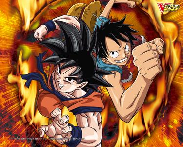 Luffy goku y naruto by omaromy on deviantart. Post A Picture Of Monkey D Luffy Son Goku Naruto Uzumaki And Or Ichigo Kurosaki Anime Jawaban Fanpop