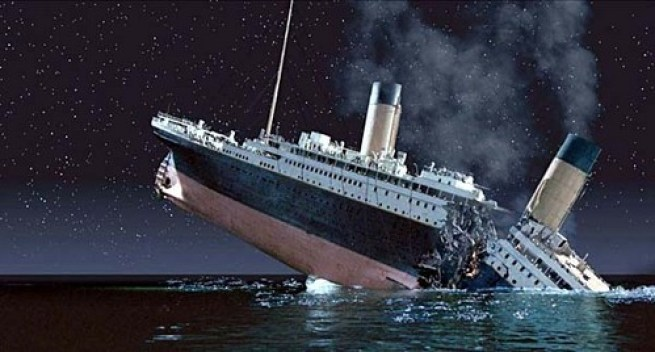 Image result for the year the titanic sank