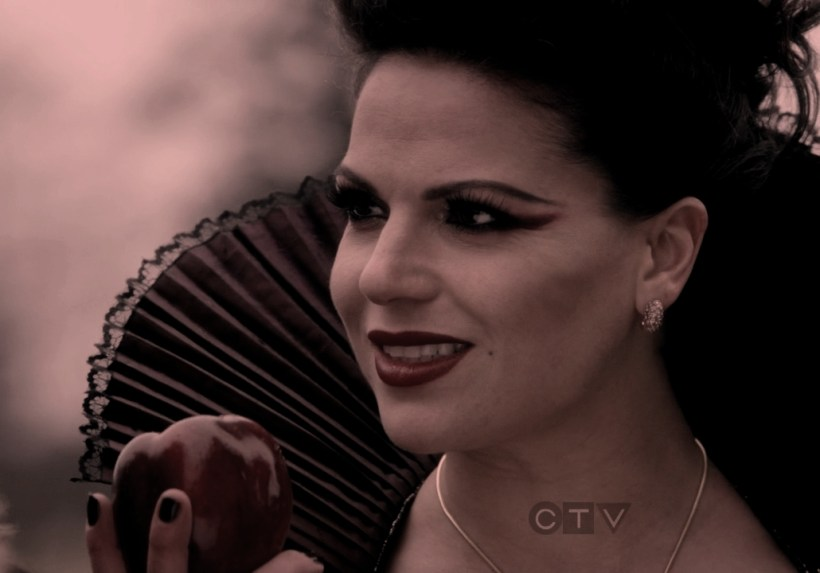 The Evil Queen Regina Mills Images Hd Wallpaper. Regina Mills Inspired Makeup Hair Tutorial .