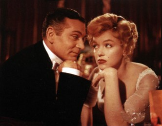 Image result for the prince and the showgirl monroe and olivier