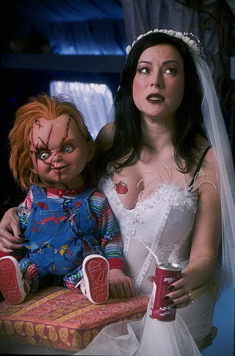 seed of chucky 1st images Chucky Tiffany wallpaper and