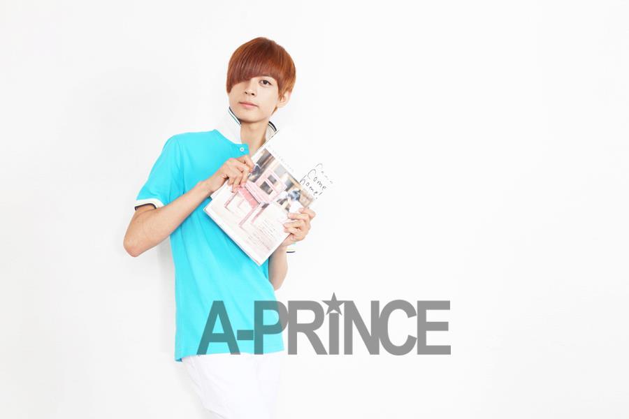 Imagini pentru si yoon 2016 a-prince
