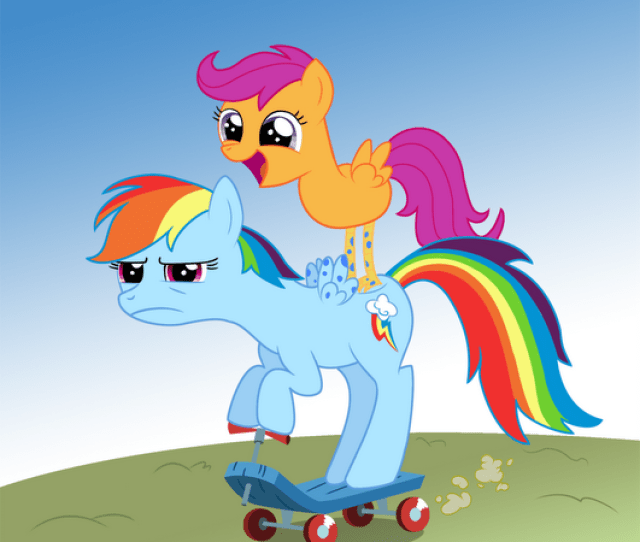 My Little Pony Friendship Is Magic Images Scoots And R Dash Wallpaper And Background Photos