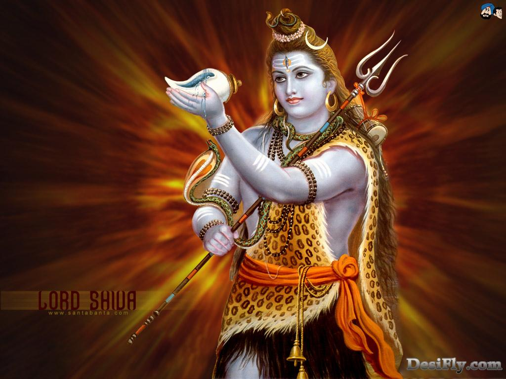 Lord Siva.