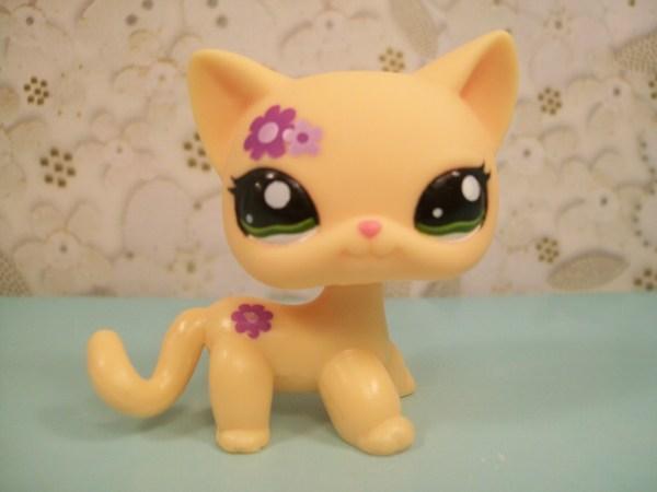 littlest pet shop cats # 54