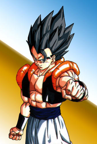 Dragon Ball All Fusion Images Gogeta Saiyan Form HD