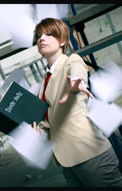 Light cosplay death note photo 33592496 fanpop, quiz without answers
