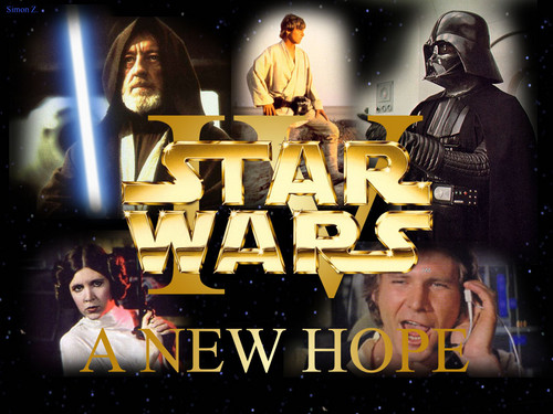 new hope - star-wars-a-new-hope Photo