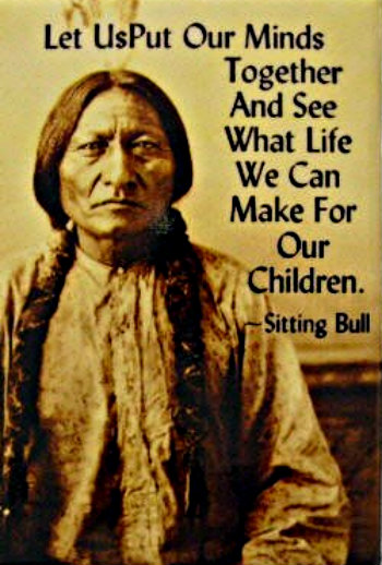 Sitting Bull NATIVE PRIDE Photo 33907510 Fanpop