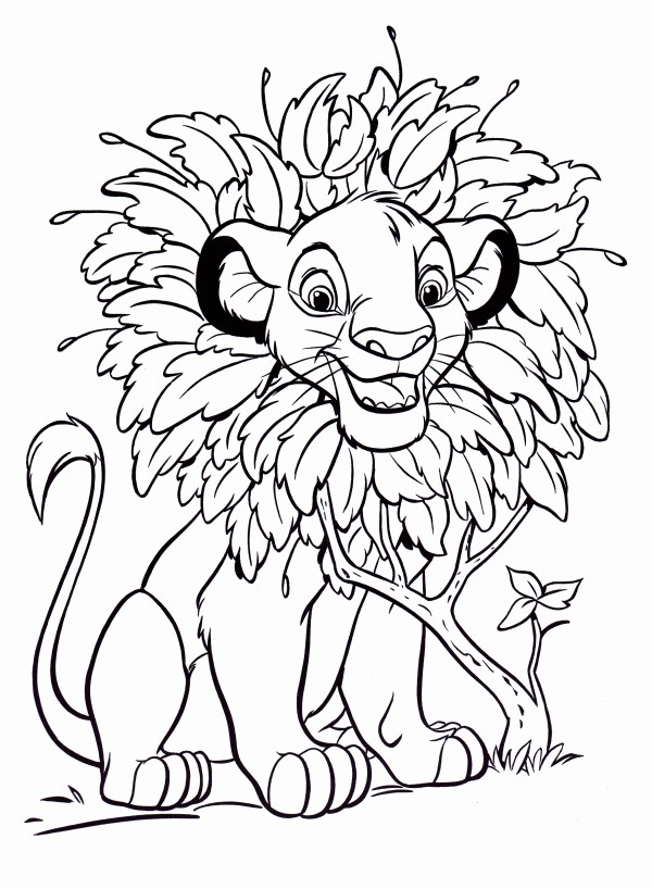disney coloring pages # 19