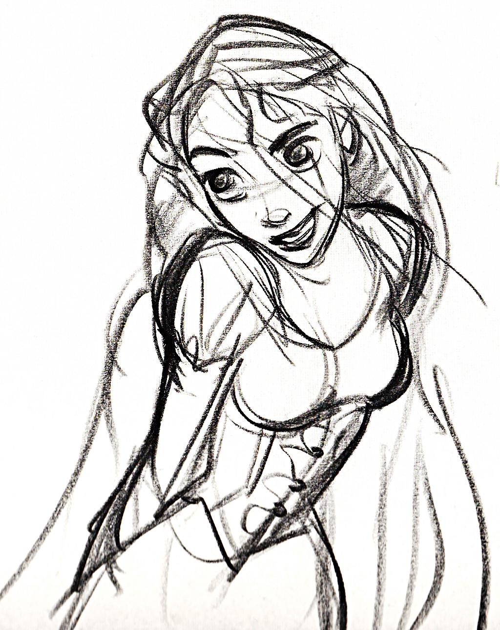 Walt Disney Sketches