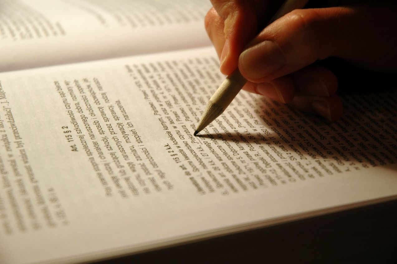 Picture of writing