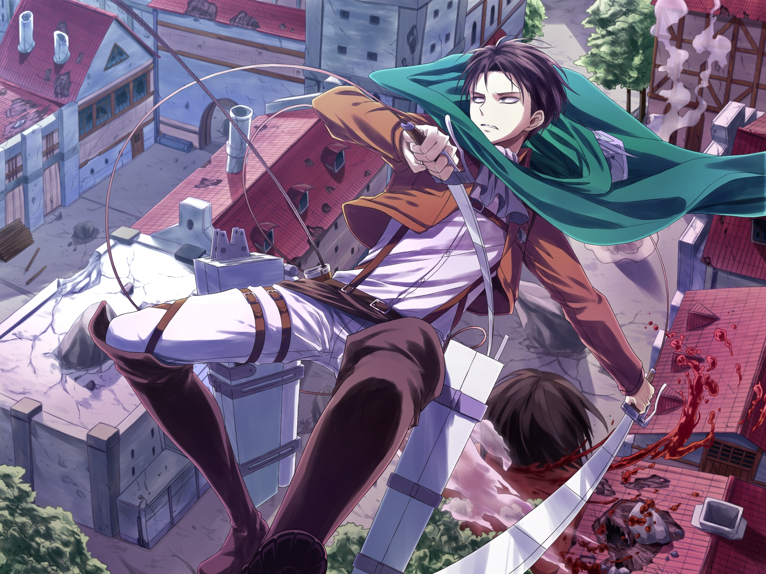 Advertisement platforms categories 1.0 user rating4 1/4 attack on titan 2 is an rpg available on windows that further unfolds the story from the original. attack on titan - Shingeki no Kyojin (Attack on titan ...