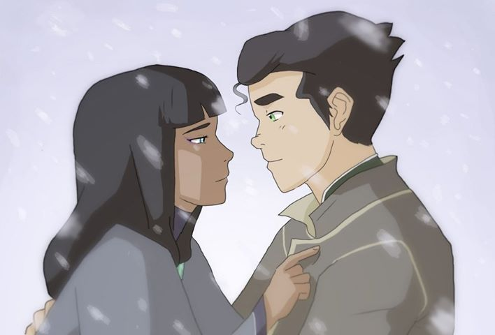 Eska, Bolin, Legend of Korra