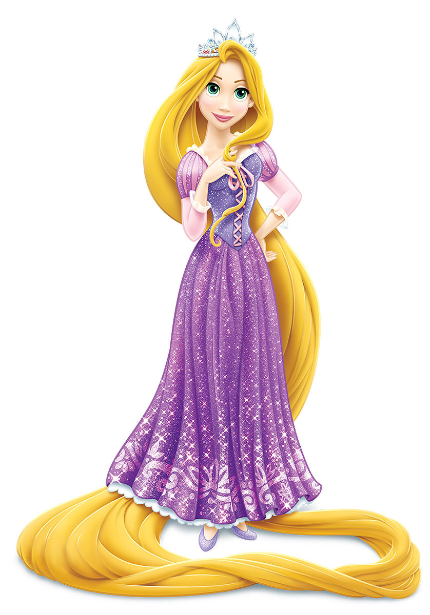 Rapunzel Wearing Crown Disney Princess Photo 35128087