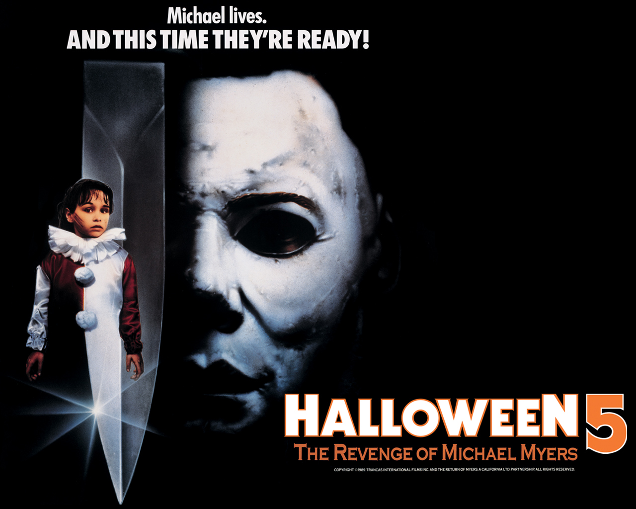Image result for halloween 5