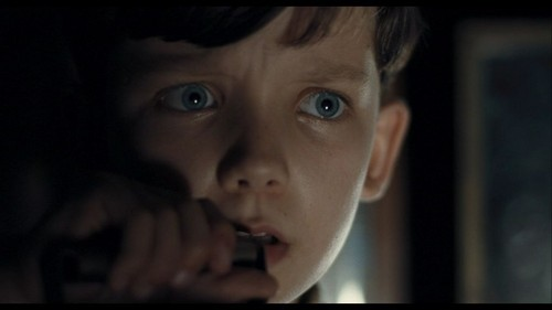 how does the boy in the striped pajamas end